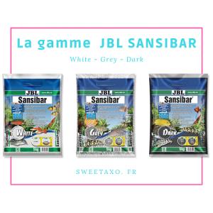 Sansibar JBL - Sable fin (5kg)