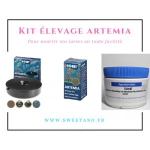 Kit d'élevage d'artémias