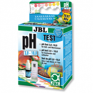 Test PH JBL (Potentiel...