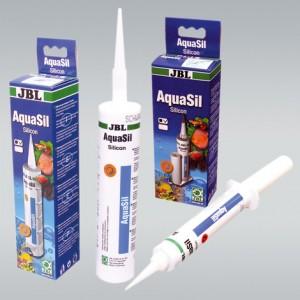 JBL AquaSil transparent 80 ml